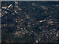 SJ8946 : Stoke-on-Trent from the air by Thomas Nugent