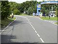 TL8194 : Swaffham Road, Ickburgh Service Station by David Dixon