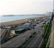 TQ3203 : Madeira Drive, Brighton by Simon Carey