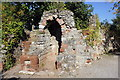 SJ1258 : Ruins of Ruthin Castle by Jeff Buck