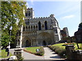 TL0221 : Dunstable: St. Peter's Priory Church by Dr Neil Clifton
