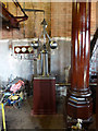 SK2625 : Claymills Victorian Pumping Station - B engine governor by Chris Allen