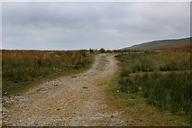 SD7983 : Pennine Bridleway at Newby Head Gate by Chris Heaton