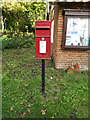 TM1857 : Ipswich Road Postbox by Adrian Cable