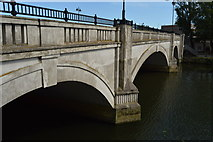 TL1998 : Bridge over the River Nene by N Chadwick