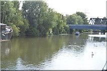 TL1998 : River Nene by N Chadwick