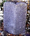 SN1812 : Boundary Stone - Tavernspite - between Ciffig and Lampeter Velfrey by welshbabe