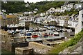 SX2150 : Polperro From the East by Oliver Mills