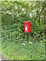 TM1861 : Debenham Road Postbox by Adrian Cable