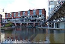 SP0686 : Restaurants at the Mailbox in Birmingham by Mat Fascione