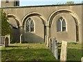 SK6173 : Church of St Giles, Carburton by Alan Murray-Rust