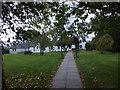 NO4258 : Drovers Inn, Memus by Stanley Howe