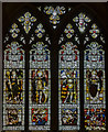 SO8318 : Window n.III, Gloucester Cathedral by Julian P Guffogg