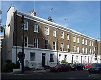 TQ2878 : 48-58 Hugh Street by Stephen Richards