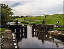 SD8639 : Barrowford Locks by Peter McDermott