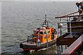 TR1067 : Pilot Boat near Whitstable,  Kent by Christine Matthews