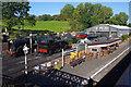 SO7192 : Bridgnorth locomotive depot by Ian Taylor