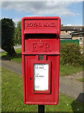 TM1763 : Henniker Road Postbox by Adrian Cable