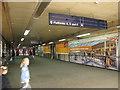 SJ8499 : Manchester Victoria station: new footbridge by Stephen Craven