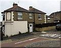 SZ5992 : White arrow on Albert Street, Ryde by Jaggery