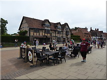 SP2055 : Henley Street, Stratford-upon-Avon by Eirian Evans