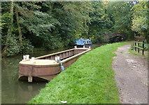SK1705 : Boats on the Birmingham & Fazeley Canal by Mat Fascione