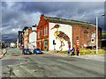 SJ8498 : Manchester, Great Ancoats Street by David Dixon