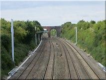 SU5985 : Towards Silly Bridge by Bill Nicholls