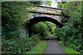 SE3949 : Another Bridge over the Harland Way by Chris Heaton