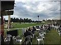 SP4415 : Blenheim Horse Trials: Members' Enclosure and Marlborough Arena by Jonathan Hutchins