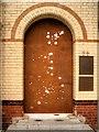 SJ8498 : Manchester Victoria Refurbishment, The Soldiers' Gate by David Dixon