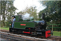 SS6846 : 'Isaac' at Woody Bay Station by Martin Bodman