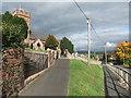 NY5439 : Parish Church, Lazonby by David Brown