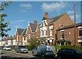 SK6980 : Villas on Queen Street by Alan Murray-Rust