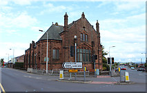 NX9776 : St Mary's-Greyfriars' Church Hall, Dumfries by Billy McCrorie