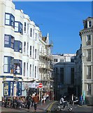 TQ3103 : King's Road, Brighton by Simon Carey