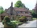 SU8399 : The Old Plow Inn, Flowers Bottom by David Hillas