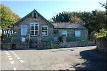 SH2633 : Hen ysgol Llaniestyn - Former Llaniestyn school by Alan Fryer