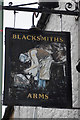 NY9623 : The Blacksmiths Arms, Mickleton by Ian S