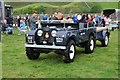 NY1808 : Vintage Land Rover, Wasdale Head Show by Philip Halling