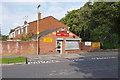 SU8457 : Newsagent, Pinewood Park by Alan Hunt