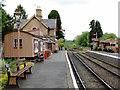 SO7486 : Hampton Loade Station in Shropshire by Roger  Kidd