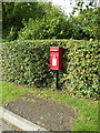 TM1160 : Church Lane Postbox by Adrian Cable