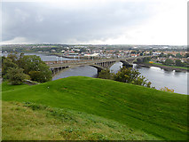 NT9953 : Berwick New Bridge by Oliver Dixon