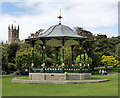 ST3162 : The Bandstand, Grove Park, Weston-super-Mare by PAUL FARMER
