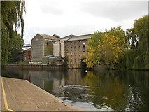 TL1998 : Former Whitworths flour mill, Peterborough by Paul Bryan