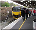 SW8144 : Falmouth train arrives at Truro by Jaggery