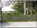 SW7329 : Wall of Constantine public car park by David Smith