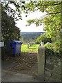 SW7329 : Constantine cemetery by David Smith