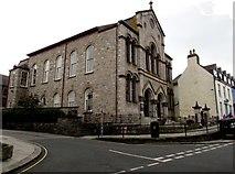 SW7834 : Penryn Methodist Church by Jaggery